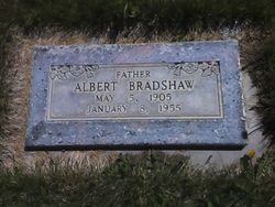Albert Bradshaw