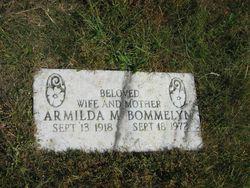 Armilda Minnie <i>Test</i> Bommelyn