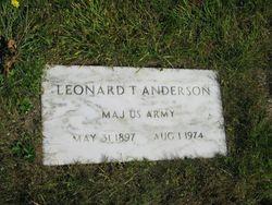 Leonard T. Anderson