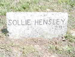 Sollie Hensley