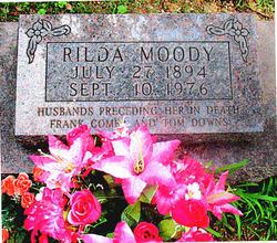 Rilda Moody