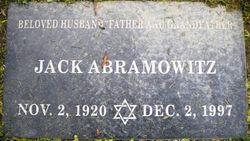 Jack Abramowitz