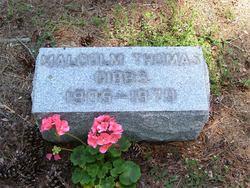 Malcolm Thomas Gibbs