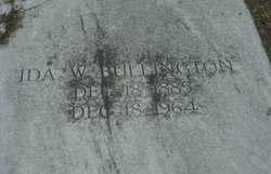 Ida Leora <i>Wilson</i> Bullington