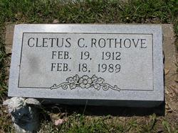 Cletus C. Rothove