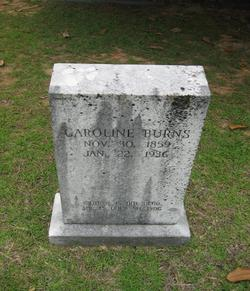 Caroline Burns
