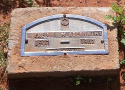 Federick Masterson Fred Abernathy