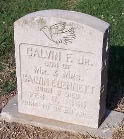 Calvin F. Bennett, Jr