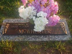 Alma Marian <i>Pullen</i> McWherter