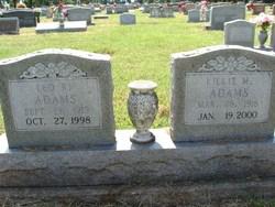 Lillie Mae <i>Flynn</i> Adams