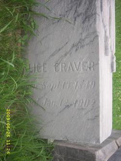 Alice Craver