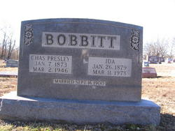 Charles Presley Bobbitt