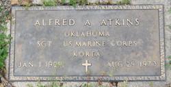 Alfred A Atkins
