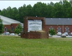 Springfield Baptist Church Community Cemetery