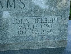 John Delbert Adams