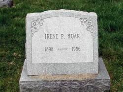Irene <i>Piper</i> Hoar
