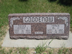 Jennifer I Jennie Goodenow