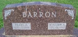 William A Barron
