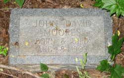 John David Moores