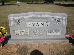 Rev Robert Edward Bob Evans