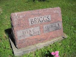 Claudia Ellen Ella <i>Frazier</i> Briggs