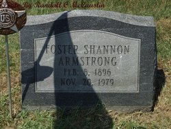 Foster S Armstrong