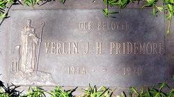 Verlin James Pridemore