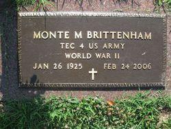 Monte M Brittenham
