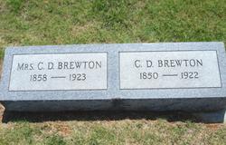 Calvin David Brewton
