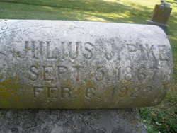 Julius J Pike