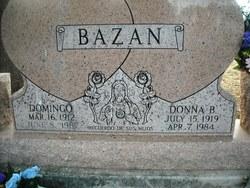 Donna B Bazan