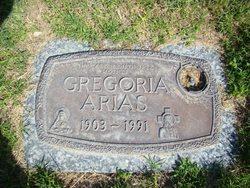 Gregoria Arias