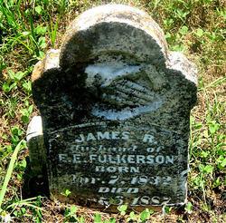 Capt James Ridgeway Fulkerson