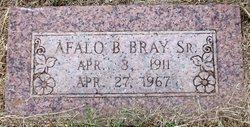 Afalo B Bray, Sr