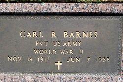 Carl R. Barnes