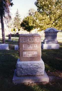 Godfrey Brenner