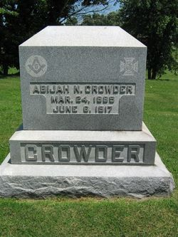 Abijah N. Crowder