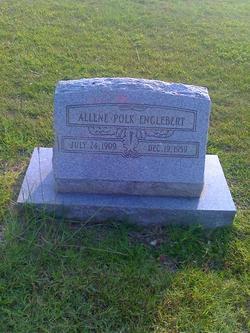 Allene <i>Polk</i> Englebert