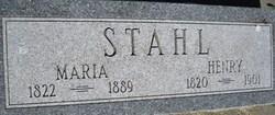 Hans Heinrik Henry Stahl