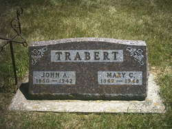 Mary Caroline <i>Braun</i> Trabert