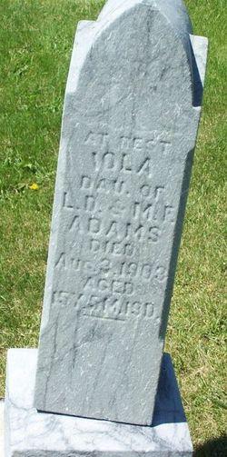 Iola Adams