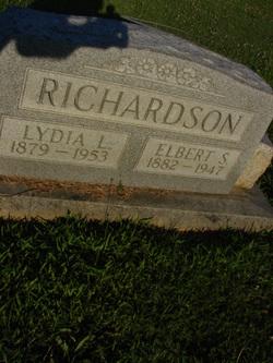 Elbert S Richardson