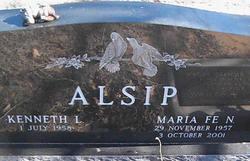 Maria Fe Fay <i>Najera</i> Alsip