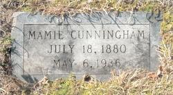 Mamie <i>Moreland</i> Cunningham