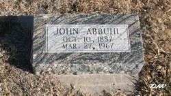 John Abbuhl