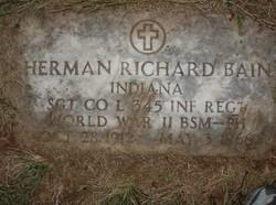 Herman Richard Bain