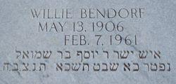 Willie Bendorf
