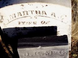 Martha A <i>Timmons</i> Akin
