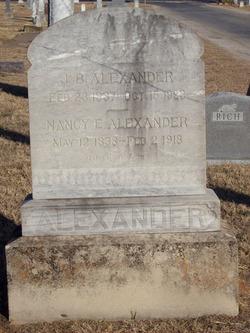 Nancy E Alexander