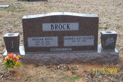 William Rufus Bill Brock